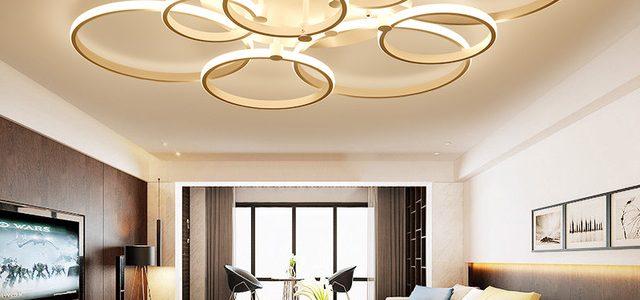 In ambienti di design servono lampadari moderni for Blog di design